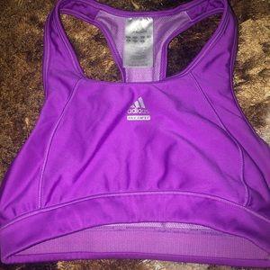 Adida sports bra